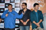 Dinesh Vijan, Varun Dhawan,David Dhawan unveils Jee Karda Song from Badlapur Movie on 8th Jan 2015 (62)_54af86b030fdc.JPG