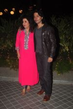 Farah Khan_s birthday bash at her house in Andheri on 8th Jan 2015 (257)_54afc2a54ba72.JPG