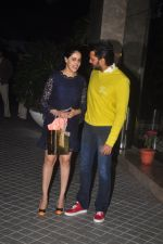 Genelia D Souza, Riteish Deshmukh at Farah Khan_s birthday bash at her house in Andheri on 8th Jan 2015 (786)_54afc51747e92.JPG