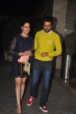 Genelia D Souza, Riteish Deshmukh at Farah Khan_s birthday bash at her house in Andheri on 8th Jan 2015 (790)_54afc51a1be08.JPG