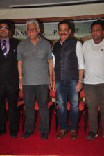 Govind Namdev, Govind Namdev at launch of film Project Marathwada in Mumbai on 7th Jan 2015 (21)_54af8c711e8e6.JPG