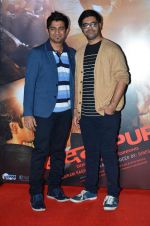Jigar, Sachin unveils Jee Karda Song from Badlapur Movie on 8th Jan 2015 (118)_54af86d20633c.JPG