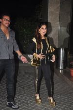 Lucky Morani, Mohammed Morani at Farah Khan_s birthday bash at her house in Andheri on 8th Jan 2015 (735)_54afc6d536ce5.JPG