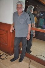 Om Puri at launch of film Project Marathwada in Mumbai on 7th Jan 2015 (19)_54af8ce17bef3.JPG