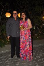 Ramesh Taurani at Farah Khan_s birthday bash at her house in Andheri on 8th Jan 2015 (307)_54afc7af33886.JPG