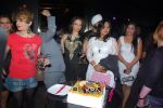 Shanti Dynamite, Bobby Darling at Kamaal Rashid Khan_s birthday bash in Club Escape on 8th Jan 2015 (50)_54af90f0a77e7.JPG