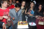 Shanti Dynamite, Bobby Darling at Kamaal Rashid Khan_s birthday bash in Club Escape on 8th Jan 2015 (52)_54af90f1aff67.JPG