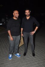 Vishal Shekhar at Farah Khan_s birthday bash at her house in Andheri on 8th Jan 2015 (503)_54afc911e3395.JPG