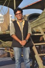 Vibhu Puri promote Hawaizaada in Versova Beach, Mumbai on 9th Jan 2015 (52)_54b157864943e.JPG