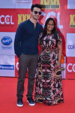 Arpita Khan at CCL Red Carpet in Broabourne, Mumbai on 10th Jan 2015 (144)_54b269f5bc093.JPG