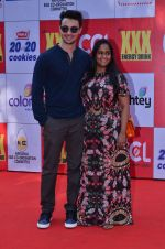 Arpita Khan at CCL Red Carpet in Broabourne, Mumbai on 10th Jan 2015 (145)_54b269f7b3575.JPG