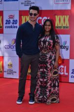 Arpita Khan at CCL Red Carpet in Broabourne, Mumbai on 10th Jan 2015 (146)_54b269f9673ac.JPG