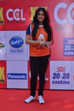 Genelia D Souza at CCL Red Carpet in Broabourne, Mumbai on 10th Jan 2015 (80)_54b26aa111384.JPG