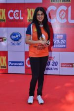 Genelia D Souza at CCL Red Carpet in Broabourne, Mumbai on 10th Jan 2015 (81)_54b26aa34cce2.JPG