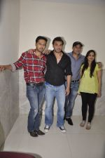 Sohail Khan, Alvira Khan, Atul Agnihotri, Vatsal Seth at School Event in Mumbai on 9th Jan 2015 (27)_54b24244e43f7.JPG