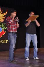 Sohail Khan, Vatsal Seth at School Event in Mumbai on 9th Jan 2015 (28)_54b242463e42d.JPG