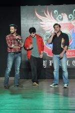 Sohail Khan, Vatsal Seth at School Event in Mumbai on 9th Jan 2015 (1)_54b241f69d2cd.JPG