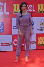 Sophie Chaudhary at CCL Red Carpet in Broabourne, Mumbai on 10th Jan 2015 (96)_54b26be6e8592.JPG