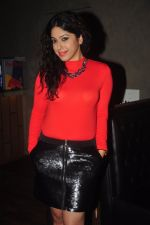 Addite Shirwaikar at TV actor Mohit Mallik birthday bash in The Threesome Cafe, Mumbai on 11th Jan 2015 (34)_54b386f193c8b.JPG