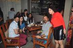 Addite Shirwaikar at TV actor Mohit Mallik birthday bash in The Threesome Cafe, Mumbai on 11th Jan 2015 (94)_54b386f810235.JPG