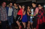 Addite Shirwaikar, Mohit Malik, Raju Kher at TV actor Mohit Mallik birthday bash in The Threesome Cafe, Mumbai on 11th Jan 2015 (65)_54b387c658d5e.JPG