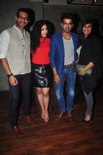 Addite Shirwaikar, Mohit Malik at TV actor Mohit Mallik birthday bash in The Threesome Cafe, Mumbai on 11th Jan 2015 (96)_54b386ff9d941.JPG