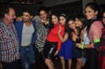 Addite Shirwaikar, Mohit Malik, Raju Kher at TV actor Mohit Mallik birthday bash in The Threesome Cafe, Mumbai on 11th Jan 2015 (64)_54b3870ac0d3b.JPG
