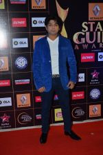 Ankit Tiwari at Producers Guild Awards 2015 in Mumbai on 11th Jan 2015 (1311)_54b363b828030.JPG