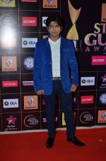 Ankit Tiwari at Producers Guild Awards 2015 in Mumbai on 11th Jan 2015 (1312)_54b363ba32f35.JPG