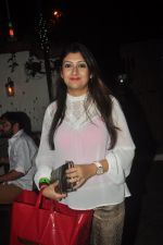 Juhi Parmar at TV actor Mohit Mallik birthday bash in The Threesome Cafe, Mumbai on 11th Jan 2015 (86)_54b387f983a47.JPG