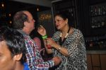 Raju Kher at TV actor Mohit Mallik birthday bash in The Threesome Cafe, Mumbai on 11th Jan 2015 (48)_54b3880eaea05.JPG
