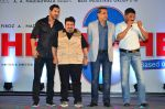 John Abraham, Sunil Shetty, Paresh Rawal, Neeraj Vora at Phir Hera Pheri launch in J W Marriott, Mumbai on 12th Jan 2015 (93)_54b4c252559fe.JPG