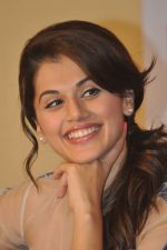 Taapsee Pannu at Baby Movie press meet in Hyderabad on 13th Jan 2015 (16)_54b67b56aa6f1.jpg