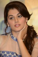 Taapsee Pannu at Baby Movie press meet in Hyderabad on 13th Jan 2015 (37)_54b67babe5dc3.jpg