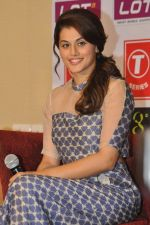 Taapsee Pannu at Baby Movie press meet in Hyderabad on 13th Jan 2015 (41)_54b67bbcf2bf3.jpg