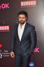 Harman Baweja at Life Ok Screen Awards red carpet in Mumbai on 14th Jan 2015(198)_54b7d302db2e6.JPG
