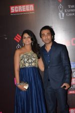 Tejaswini Kolhapure at Life Ok Screen Awards red carpet in Mumbai on 14th Jan 2015(627)_54b7ef3d16df0.JPG