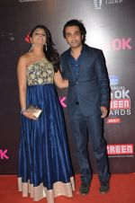 Tejaswini Kolhapure at Life Ok Screen Awards red carpet in Mumbai on 14th Jan 2015(625)_54b7ef37ac24f.JPG