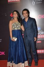 Tejaswini Kolhapure at Life Ok Screen Awards red carpet in Mumbai on 14th Jan 2015(626)_54b7ef3a921ce.JPG