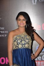 Tejaswini Kolhapure at Life Ok Screen Awards red carpet in Mumbai on 14th Jan 2015(630)_54b7ef70c97bc.JPG