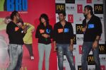 Andy, Hanif Hilal, Maninder Singh, Nupur Sharma at Hey Bro launch in PVR on 15th Jan 2015 (30)_54b8d2343c790.JPG