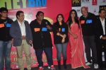 Govinda, Ganesh Acharya, Mahi Gill, Prem Chopra at Hey Bro launch in PVR on 15th Jan 2015 (54)_54b8d1f572c31.JPG