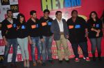 Govinda, Ganesh Acharya, Hanif Hilal, Maninder Singh, Nupur Sharma at Hey Bro launch in PVR on 15th Jan 2015 (51)_54b8d2378d186.JPG