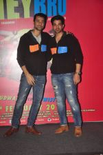 Maninder Singh, Hanif Hilal at Hey Bro launch in PVR on 15th Jan 2015 (83)_54b8d23cd3a0b.JPG