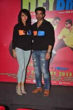 Maninder Singh, Nupur Sharma at Hey Bro launch in PVR on 15th Jan 2015 (79)_54b8d240c1e68.JPG