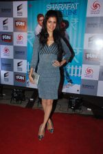 Tena Desae at the Premiere of Sharafat Gayi Tel Lene in Fun, Mumbai on 15th Jan 2015 (157)_54b8ebeb96270.JPG