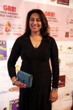 at the Red Carpet of THE GR8! Women Awards-ME 2015, held on the 12th January 2015 at Sofitel, Palms, Dubai (16)_54b8e8ee62ab6.jpg