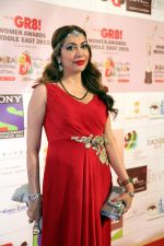 at the Red Carpet of THE GR8! Women Awards-ME 2015, held on the 12th January 2015 at Sofitel, Palms, Dubai (38)_54b8e9105b8c5.jpg