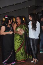 Malaika Arora Khan, Raell Padamsee attend Jesus Super Christ play in St Andrews, Mumbai on 16th Jan 2015 (25)_54ba09d93ff09.JPG