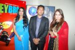 Mahima Chaudhry, Mahi Gill at Hey bro promotional event in Thane, Mumbai on 17th Jan 2015 (35)_54bca51fceb1d.JPG